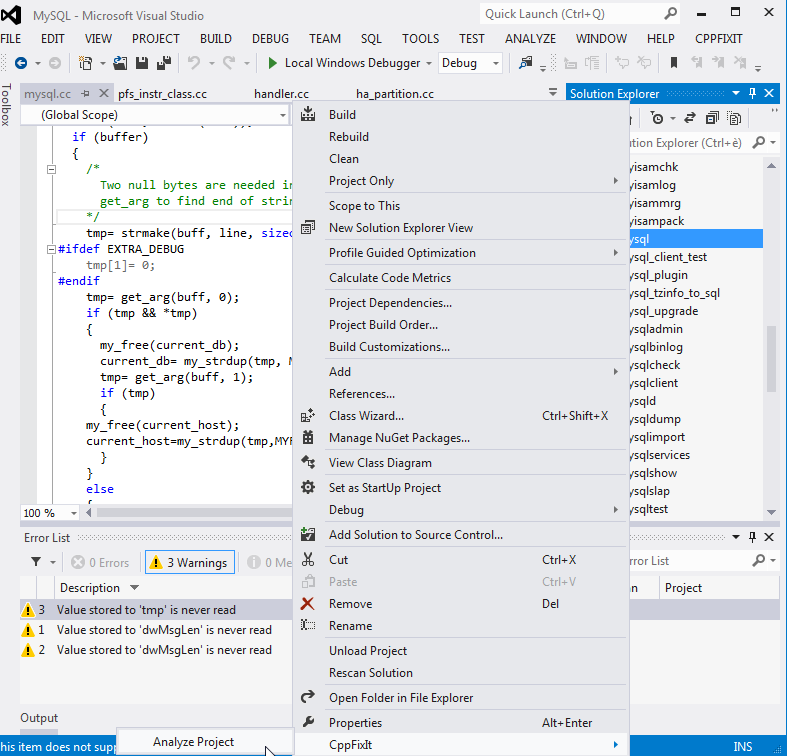 Cppfixitaddin visual studio marketplace visual studio 2010 and 2012 are supported please contact me for other version ccuart Images